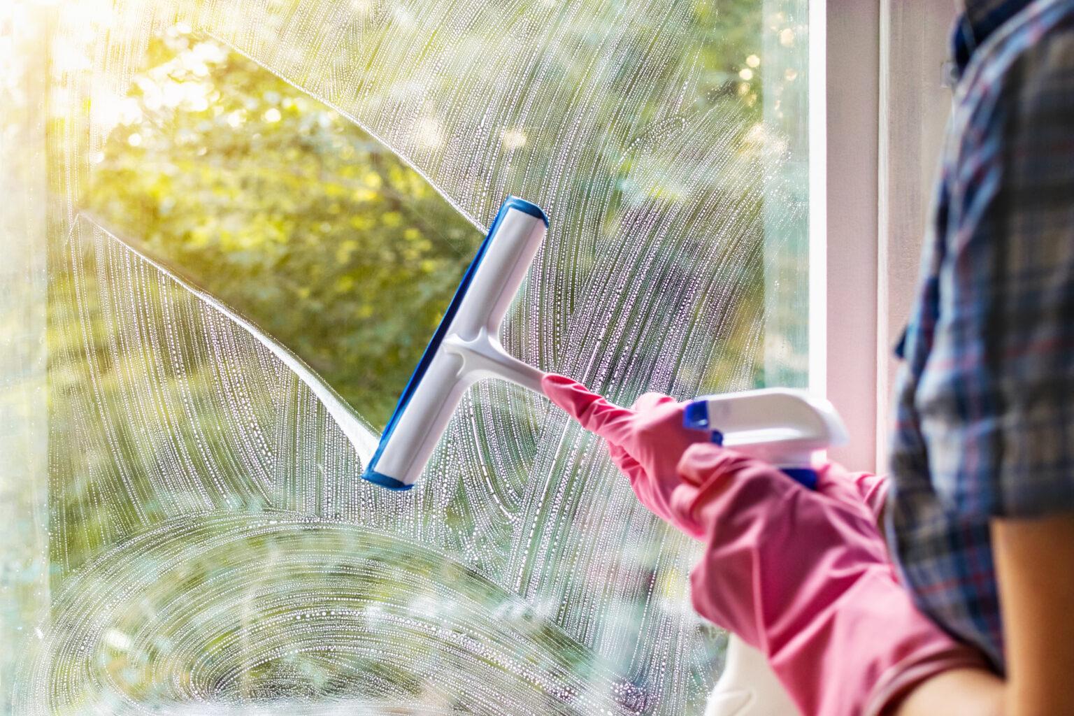 usługi sprzątające i porządkowe